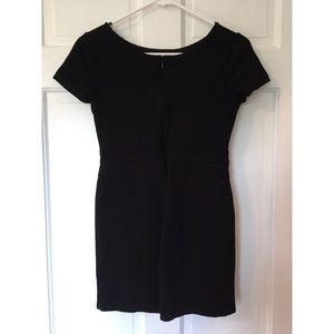 Small Monteau Black Bodycon Dress